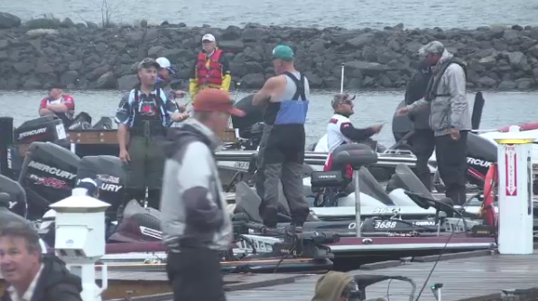 Anglers gather in North Bay for fishing tournament