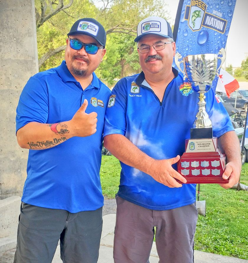 Local anglers qualify for next BASS level